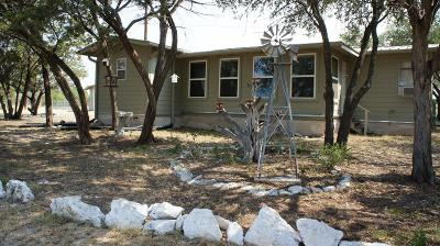 Junction TX Single Family Home For Sale: $245,000