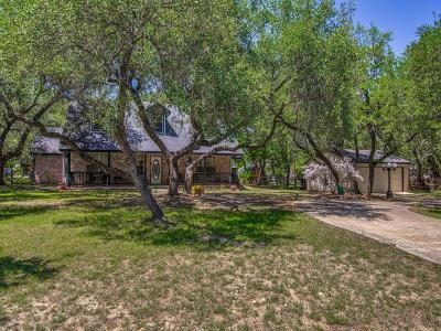Bandera Single Family Home For Sale: 440 Settlers Lane