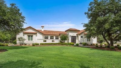 Boerne TX Single Family Home For Sale: $820,000