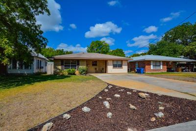Kerrville Single Family Home For Sale: 1217 Park St