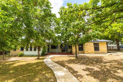 Kerrville Single Family Home For Sale: 522 East Lane