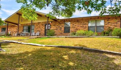 Kerrville Single Family Home For Sale: 1609 Ranchero Rd