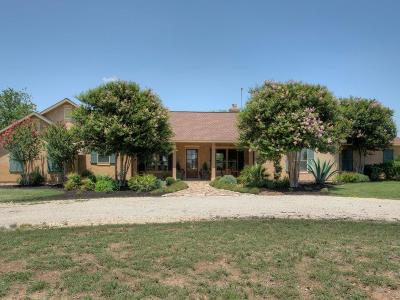 Bandera TX Single Family Home For Sale: $1,200,000