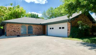 Kerrville Rental For Rent: 807 Lloyd Dr