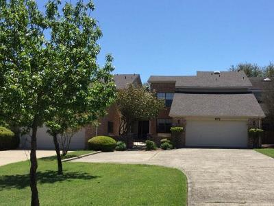 Kerrville Single Family Home For Sale: 371 Englewood Dr