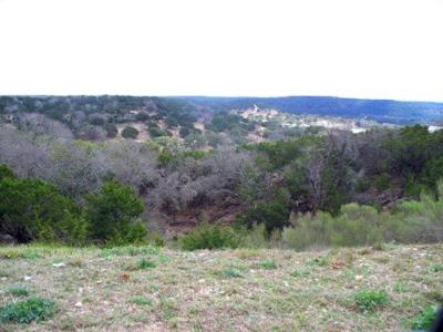 Kerrville Residential Lots & Land For Sale: 1815 Summit Spur