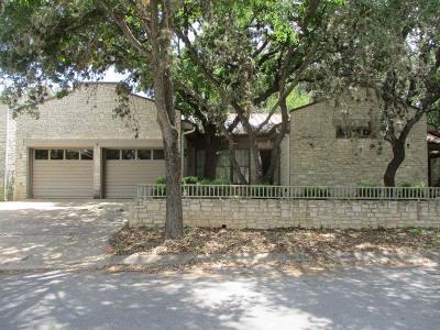 Kerrville Single Family Home For Sale: 503 Oakland Hills Lane