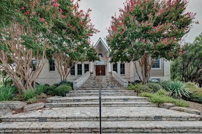 Kerrville Single Family Home For Sale: 416 Spring Mill Dr