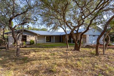 Kerrville Single Family Home For Sale: 295 Wood Trail