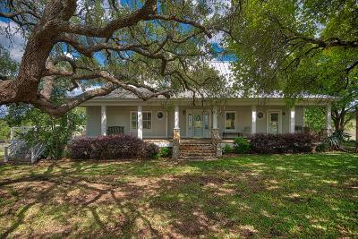 Kerrville Single Family Home For Sale: 175 Wagon Trail