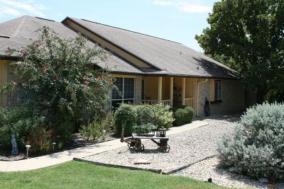 Kerrville Single Family Home For Sale: 1253 Victory