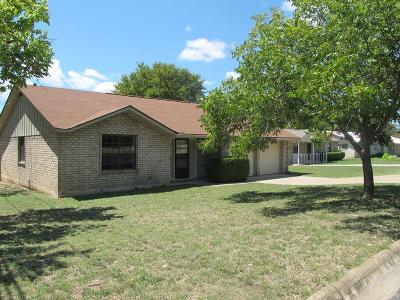 Kerrville Single Family Home For Sale: 110 Palo Verde