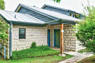 Kerrville Single Family Home For Sale: 220 #1 Riverhill Club Lane