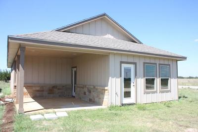 Bandera Single Family Home For Sale: Lot 92 Wedge Dr