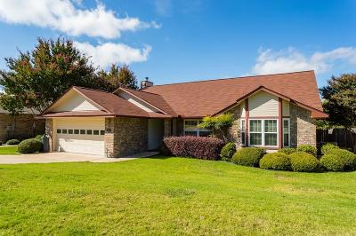 Kerrville Single Family Home For Sale: 1257 Victory