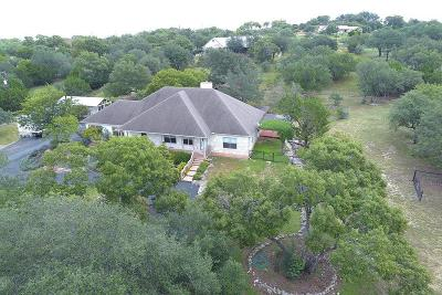 Boerne Single Family Home For Sale: 607 Pleasant Valley Dr