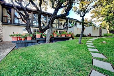 Kerrville Single Family Home For Sale: 401 Highlands Dr