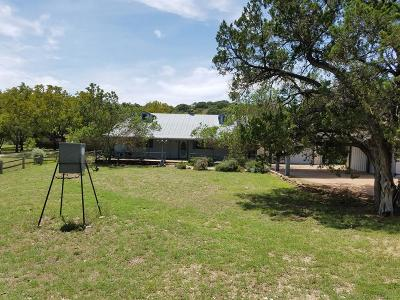 Kerrville Single Family Home For Sale: 119 Box S
