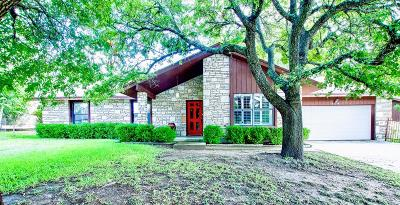 Kerrville Single Family Home For Sale: 419 Meadow Ridge Dr
