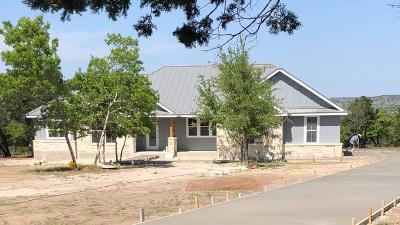 Kerrville Single Family Home For Sale: 345 Burney Lane
