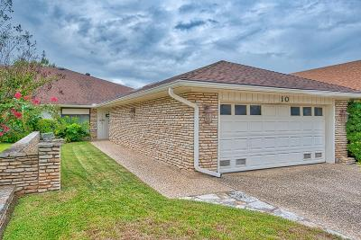 Kerrville Single Family Home For Sale: 10 Antelope Trail