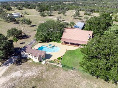 Pipe Creek TX Single Family Home For Sale: $675,000