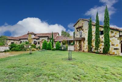Kerrville TX Single Family Home For Sale: $2,470,000
