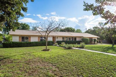 Kerrville Single Family Home For Sale: 112 Oak Way