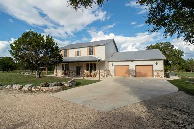 Kerrville Single Family Home For Sale: 140 Jones Rd