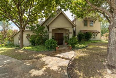 Kerrville Single Family Home For Sale: 317 Overlook Dr