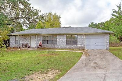 Kerrville Single Family Home For Sale: 177 Woodhill Rd