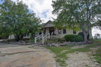 Kerrville Single Family Home For Sale: 226 Northwest Hills