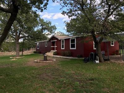 Kerrville TX Single Family Home For Sale: $167,000