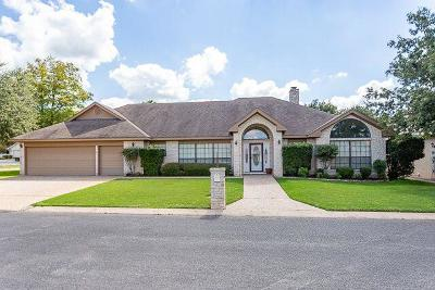Kerrville Single Family Home For Sale: 2461 Rock Creek Dr