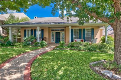Kerrville Single Family Home For Sale: 118 Bent Oak Lane