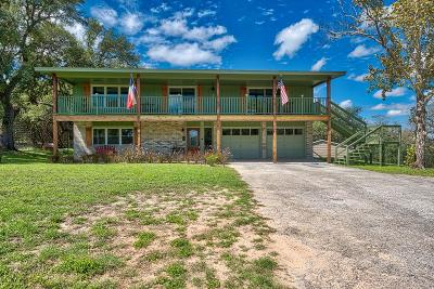 Kerrville Single Family Home For Sale: 218 Loma Vuelta
