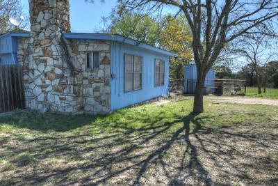 Kerrville Single Family Home For Sale: 488 Andrew Rd