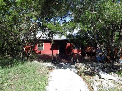 Camp Wood TX Single Family Home For Sale: $239,000