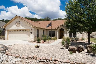 Kerrville Single Family Home For Sale: 118 Fannin Dr