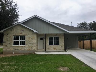 Kerrville Single Family Home For Sale: 1600 First St