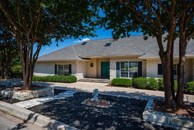 Kerrville Single Family Home For Sale: 405 Overlook Dr
