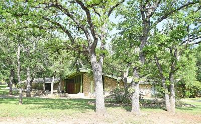 Kerrville Single Family Home For Sale: 119 Royal Oaks Rd