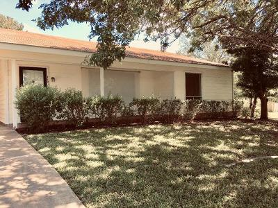 Kerrville Single Family Home For Sale: 113 Palo Verde