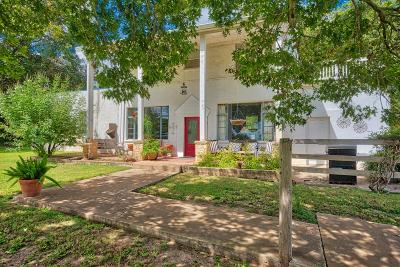 Kerrville Single Family Home For Sale: 132 Morris Rd