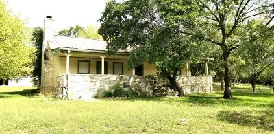 Hunt TX Single Family Home For Sale: $455,000