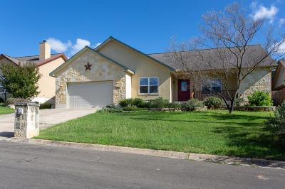 Kerrville Single Family Home For Sale: 125 Fallow Dr