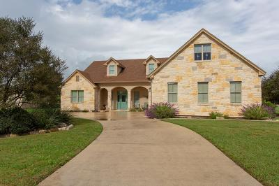 Kerrville Single Family Home For Sale: 2904 Dry Hollow Drive