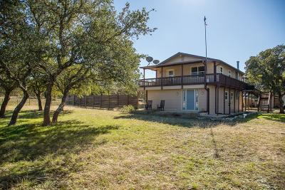 Mountain Home TX Single Family Home For Sale: $245,000