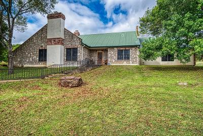 Kerrville Single Family Home For Sale: 145 Burney Lane