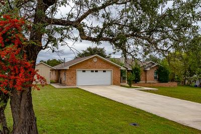 Gillespie County, Kerr County, Kimble County, Bandera County, Real County, Edwards County, Mason County, Uvalde County, Medina County, Kendall County Single Family Home For Sale: 113 Homer Dr